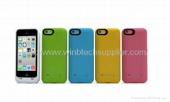 for iphone 5c 5 5s  Extended External Backup Battery Pack Case Charger
