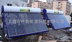 上海单位用太阳能热水器