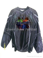 paintball gear jersey protector