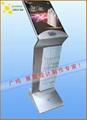 不鏽鋼香煙廣告架