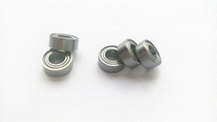 r/c helicopter radial ball bearing mr63zz 3x6x2.5mm