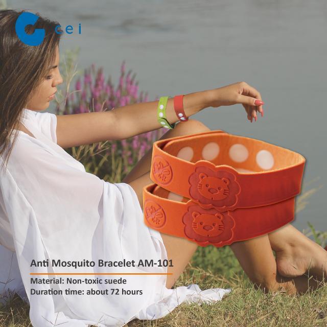 100% Essential Oil Plant Anti Mosquito repellent bracelet Pest killer Mosquito b 4