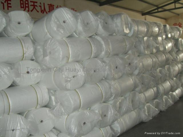 E-glass needled Mat 2