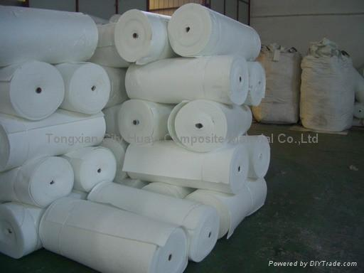 E-glass needled Mat 4