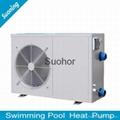 Swimming Pool Air Source Water Heating Pump Heater Skr050s Aoye Suoning China