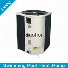 Swimming Pool Air Source Water Heating Pump Heater