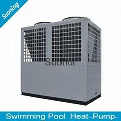 High Efficiency Swimming Pool SPA Pool Air Source Heat Pump Heater