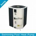 China Produce Air Source Swimming Pool