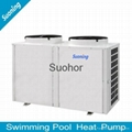 Automatic Water Swimming Pool Heater