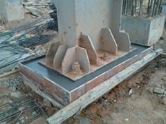 轨道胶泥和高强耐磨料