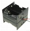 """4 """"D"""" Battery Holder(BH144)"""