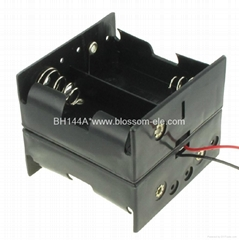 "4 ""D"" Battery Holder(BH144)"