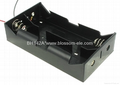 "4 ""D"" Battery Holder(BH142)"