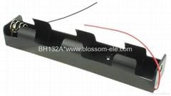 """3 """"D"""" Battery Holder(BH132)"""