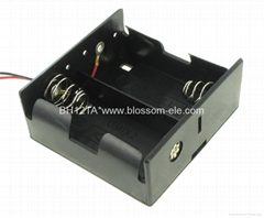 "2 ""D"" Battery Holder(BH121)"