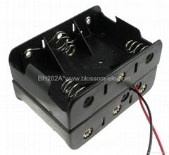 "6 ""C"" Battery Holder(BH262)"