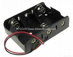 "3 ""C"" Battery Holder(BH232)"