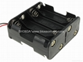 Eight AA Battery Holder(BH383)