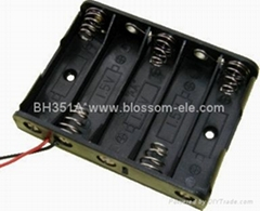 "5 ""AA"" Battery Holder(BH351)"