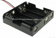 "4 ""AA"" Battery Holder(BH341)"