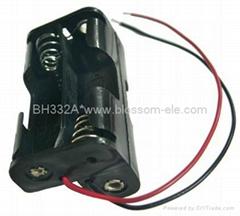 "3 ""AA"" Battery Holder(BH332)"