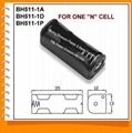 N号1节电池盒/8号1节电池盒