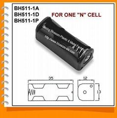 N号1节电池盒/8号1节电池盒(BH511-1)