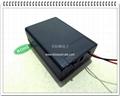 二節二號帶蓋帶開關安全電池盒
