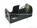 """Half """"AA"""" or 14250 Battery Holder(BH1/2AA)"""
