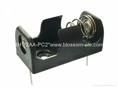 "Half ""AA"" or 14250 Battery Holder(BH1/2AA)"