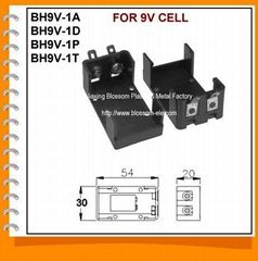 9V Cell Battery Holder(BH9V-1)