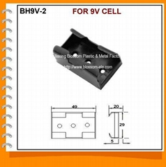 9V Cell Battery Holder(BH9V-2)