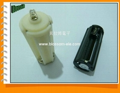 7号3节LED电池架(CBH7003)