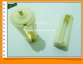 3AAA LED Cylindrical Battery Holder for