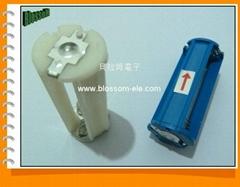 7号3节LED电池架(CBH7001)