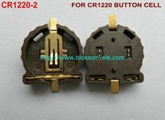鈕扣電池座(CR1220-2)