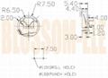COIN CELL HOLDER(CR1220-2)