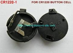 鈕扣電池座(CR1220-1)