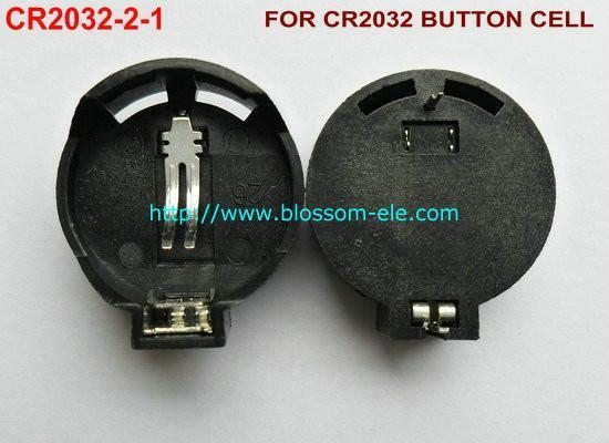 钮扣电池座(CR2032-2-1) 1