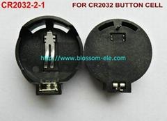 鈕扣電池座(CR2032-2-1)