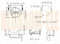 钮扣电池座(CR2032-2-1) 2