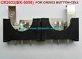 鈕扣電池座(CR2032)BK-5058 1