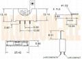 COIN CELL HOLDER(CR2032)BK-5058