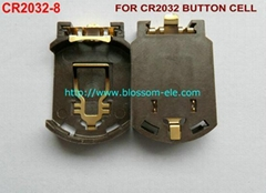 鈕扣電池座(CR2032-8)
