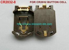 钮扣电池座(CR2032-8)