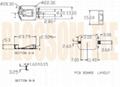 钮扣电池座(CR2032-8) 2