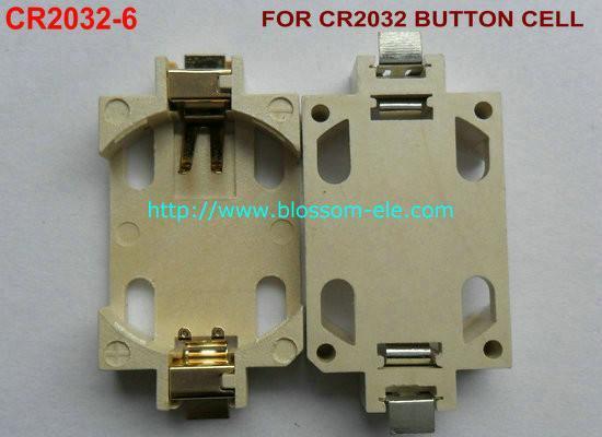 钮扣电池座(CR2032-6) 1