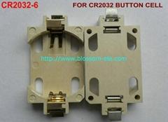 COIN CELL HOLDER(CR2032-6)