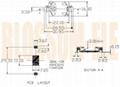 钮扣电池座(CR2032-6) 2