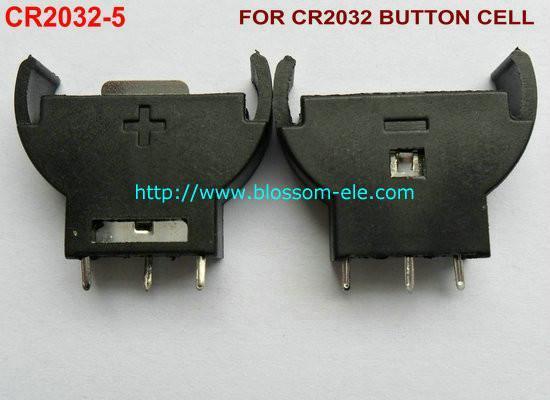 鈕扣電池座(CR2032-5) 1